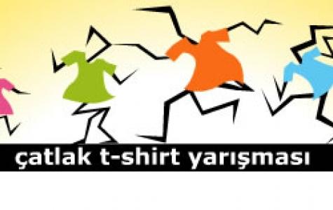 Çatlak T-Shirt Yarışması