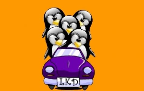 Penguenler Toplanıyor