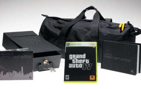 Grand Theft Auto Special Box