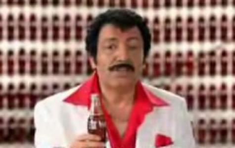 soğuk espri (Müslüm vs. Coca-Cola)