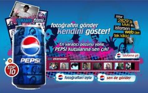 Pepsi Photocan