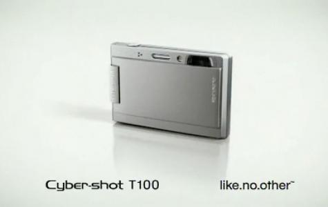 Sony Cybershot – Photohead