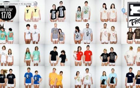T-Post : T-shirt Magazin