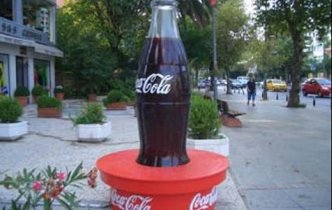 Coca-Cola fıskiyesi