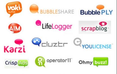 Web 2.0 Logoları – Konuşma Balonu!
