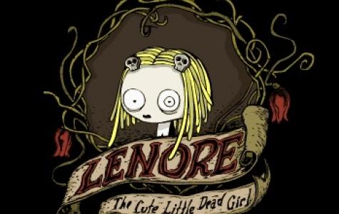 Küçük ölü kız Lenore nasıl büyüyor!