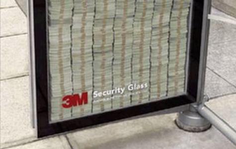 3M güvenli cam