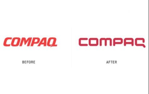 compaq logo değiştirmiş?
