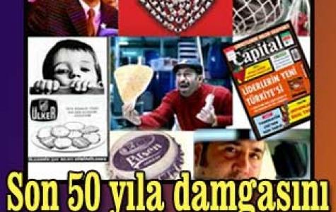 Son 50 yıla damgasını vuran reklamlar…