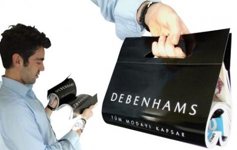 Debenhams Tüm Modayı Kapsar!