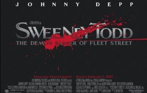 Sweeney Todd Geliyor