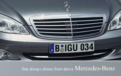 Mercedes-Benz'e yeni sound, yeni kimlik