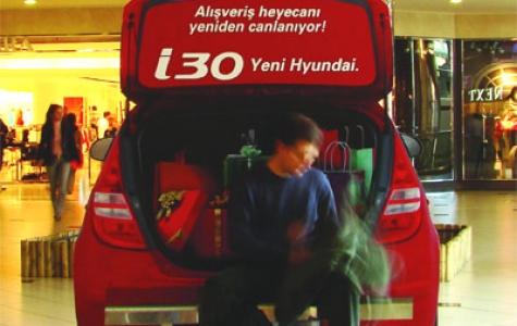 Hyundai, Cevahir müşterilerini İ30'larda ağırlıyor