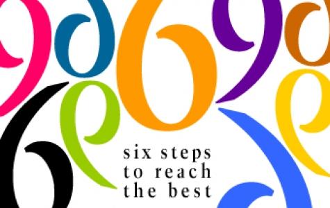 Başarılı bir logo'nun 6 adımı – Tim Robertson
