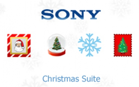 Sony Christmas Suite
