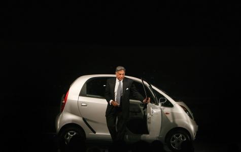 Tata'dan 2.500$'lık Otomobil: Tata Nano