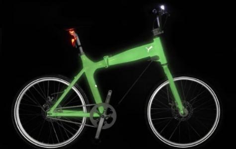 Puma'dan Gece Işıldayan Bisiklet