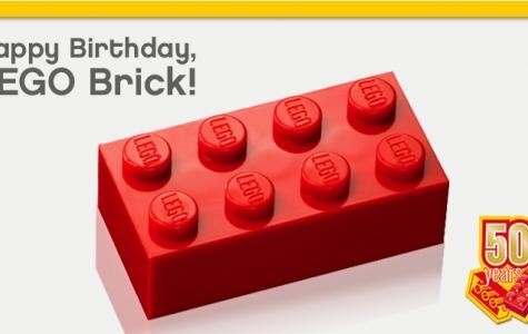 LEGO 50 yaşında!