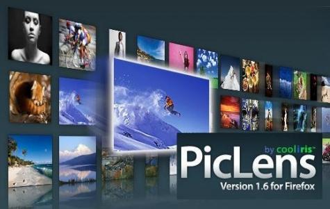 Firefox için PicLens