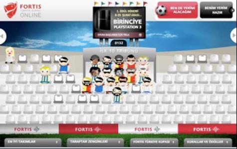 Fortis Türkiye Kupası vs Vodafone Stadium of Fans