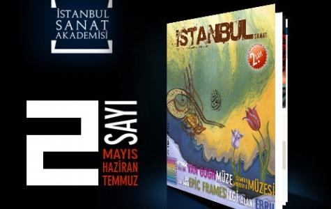 İSTANBUL SANAT yayında!