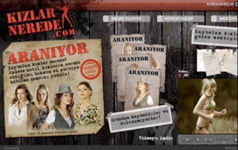Axe sonunda Türkiye'de interaktif iletişime başladı!