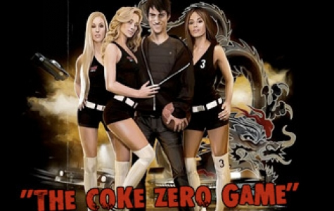 coke zero game