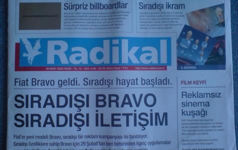 Radikal Zarfta