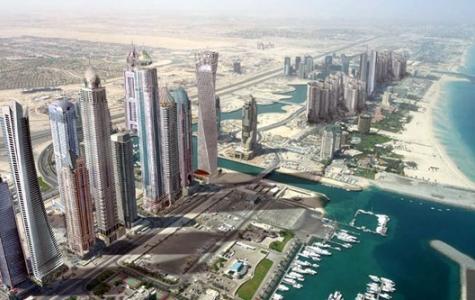 Dubai göğe yükseliyor