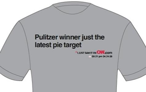 CNN tişörtleri