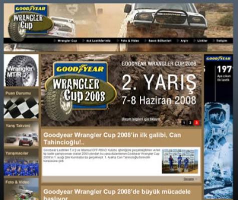 Goodyear Wrangler Cup