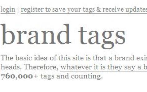 Brand Tags ve bir iletişim kazası