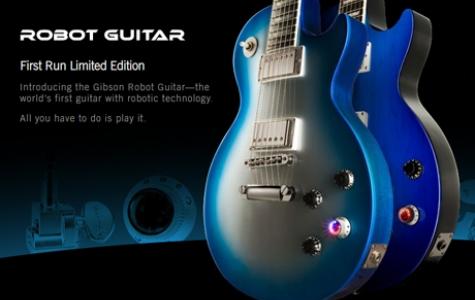 Gibson Robot Sg Guitar