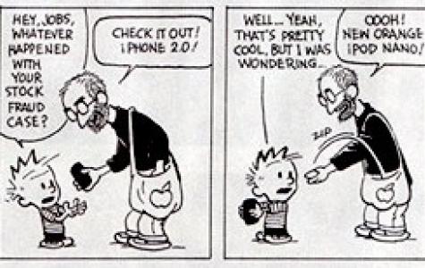 Calvin and Jobs