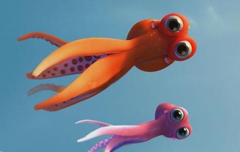 Oktapodi – Gobelins'ten Pixar lezzetinde bir animasyon