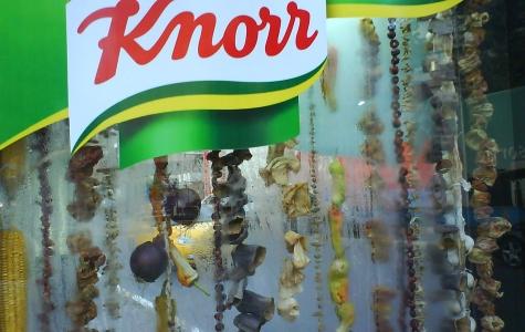 Knorr'dan Sebzeli Raket