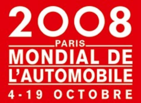 Paris Otomobil Fuarı 2008