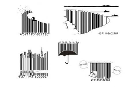 Yaratıcı Barkod Tasarımları