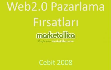 Web 2.0 Pazarlama Fırsatları