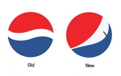 yeni pepsi logosu vs. popo çatalı