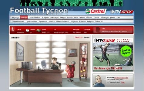NTV Football Tycoon