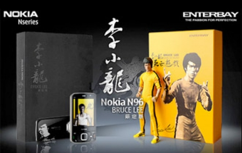 N96 ile Bruce Lee heyecanı!