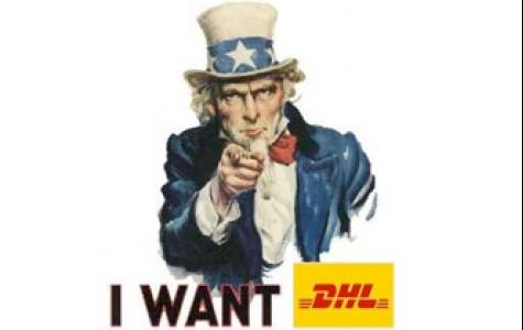 I Want DHL