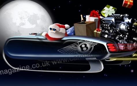 Otomobil Tasarımcılarından Noel Baba Kızağı Yorumları