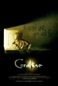 Be Careful What You Wish For: Coraline