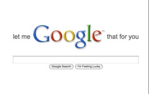 Let mi tiiç yu samting (Let Me Google That For You
