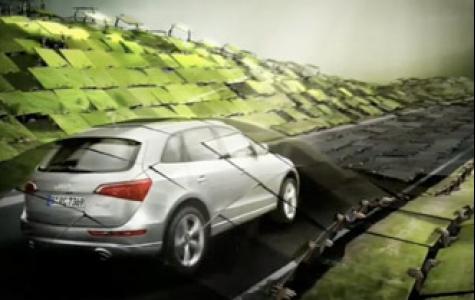 Audi Q5 // yeni araklanacak reklam