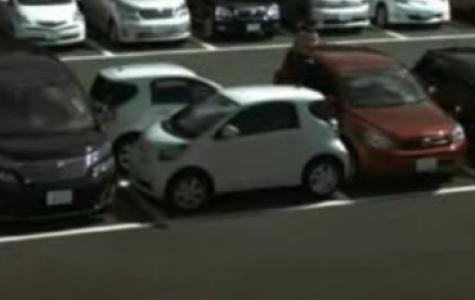 Toyota iQ – Park Virali