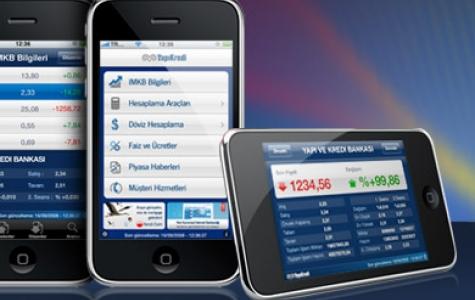Yapı Kredi'den iPhone Uygulaması
