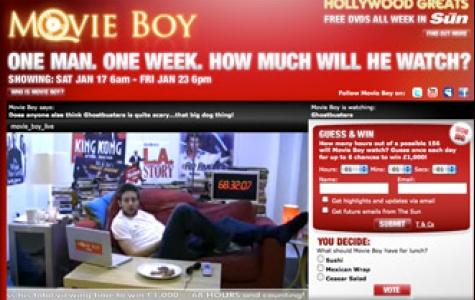 """""""movie boy"""" kaç saat film izleyebilir?"""